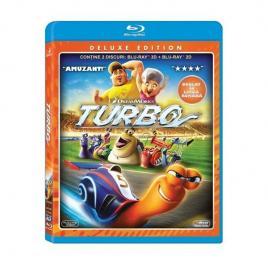 Turbo 2D + 3D / Turbo [Blu-Ray Disc] [2013]