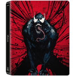 Venom - BLU-RAY 2D + bonus disc (Steelbook editie limitata International Keyart Version)