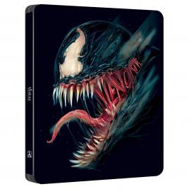 Venom - BLU-RAY 3D + 2D (Steelbook editie limitata Pop Art Version)