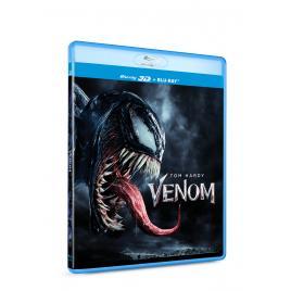Venom - BLU-RAY 3D + BLU-RAY 2D