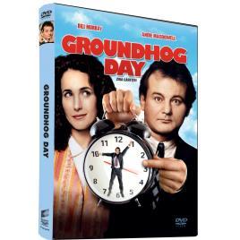 Ziua Cartitei / Groundhog Day - DVD