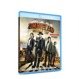 Zombieland 2: Runda dubla / Zombieland 2: Double Tap - Blu-ray