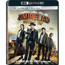 Zombieland 2: Runda dubla / Zombieland 2: Double Tap - UHD 2 discuri (4K Ultra HD + Blu-ray)