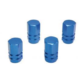 Set capacele auto automax pentru ventil hexagon albastru , 4 buc. kft auto
