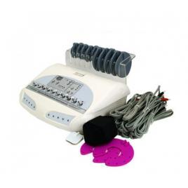 Aparat Cosmetic EMS Electrostimulare Slabit, Centura EMS, Indepartarea grasimii, Masaj, Tonifierea pielii, Ingrijirea/Tonifierea Sanilor, 24 Pads X-EMS