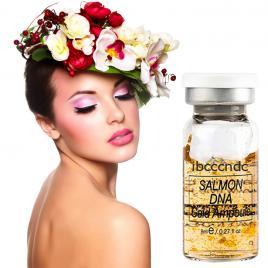 Fiola Tratament Facial BB-Glow Meso Serum Makeup Salmon DNA Gold White BB-Cream Microneedeling Dr.Pen
