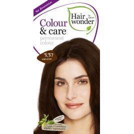 Vopsea par naturala, Colour & Care, 3.37 Espresso, Hairwonder