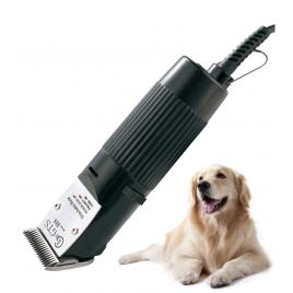 Aparat Profesional Tuns Pet Animale Companie, Caini, Pisici, AC Motor 30W GTS Perfect, Negru