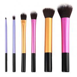 Set 6 pensule machiaj Cosmetic - Make-up Profesional