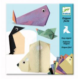Origami animale polare djeco