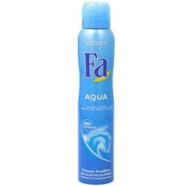 Deodorant spray  fa aqua 200 ml