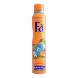 Deodorant spray antiperspirant fa island vibes bali kiss, pentru femei, 200ml