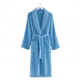 Halat de baie, ralex, horeca, culoare albastru, marime l / xl