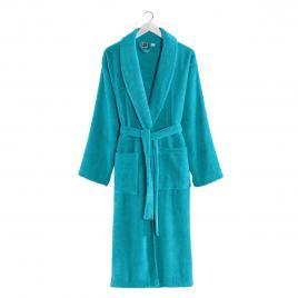 Halat de baie, ralex, horeca, culoare turquoise, marime l / xl