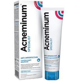 Crema de noapte Acneminum Specialist, 30ml
