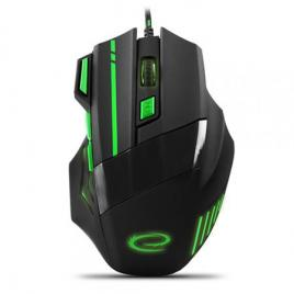 Mouse optic usb gaming wolf esperanza