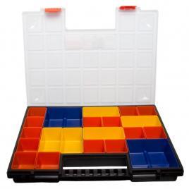 Cutie casetata hd modulara 390x303x50mm / 21 casete