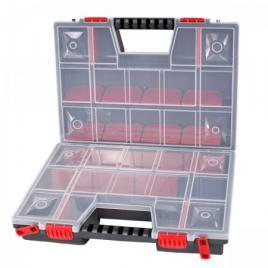 Cutie organizator hd dubla 130x290x390mm / 30 casete