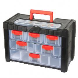 Dulap plastic hd modular 400x200x260mm / 13 sertare