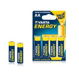 Baterie alcalina r06 aa blister 4 buc varta energy