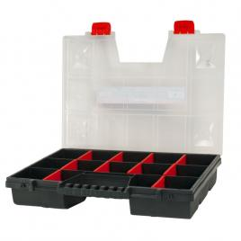 Cutie organizator hd 35x155x195mm / 11 casete