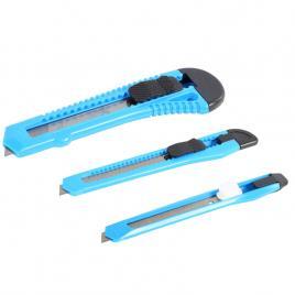 Set cuttere plastic diverse - 3p.