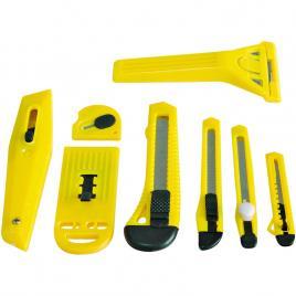 Set cuttere plastic diverse - 8p.