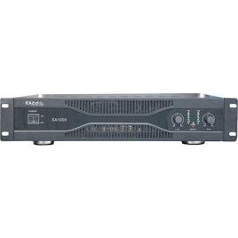 Amplificator 2x 500w max power ibiza