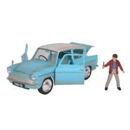 Masinuta de metal harry potter ford 1959 cu figurina