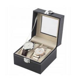Cutie Eleganta pentru depozitare 2 ceasuri