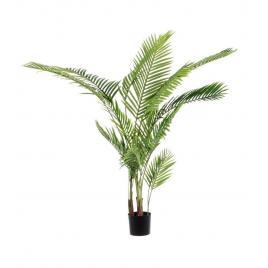 Planta exotica artificialain ghiveci 17 frunze 160 h
