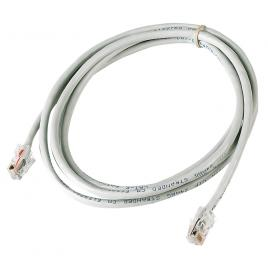 Cablu UTP Spacer Patch cord, Cat5e, CCA conductor, 26AWG, 10m