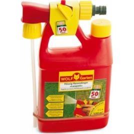 Fertilizator gazon lichid WOLF-Garten LL 100 B efect maxim 50 zile