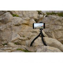 Tripod flexibil octopus , pentru telefon, mobil , vlog, poze, filmari
