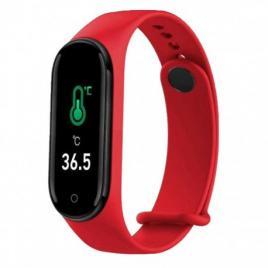 Bratara inteligenta fitness aipker m4 pro- tensiune arteriala ,termometru,...