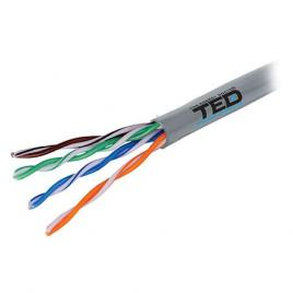 Cablu utp cat 5 cupru 0.5mm 305m ted electric