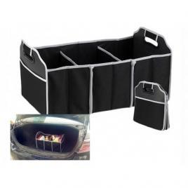 Revolutionarul ,organizator auto pentru portbagaj, pliabil, 3 compartimente, 2...