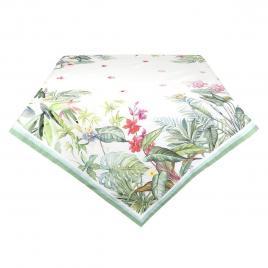 Fata de masa din bumbac botanic 150 cm x 150 cm