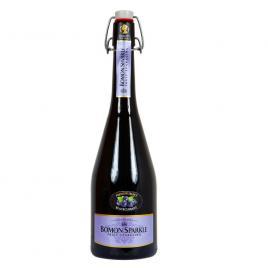 Vin bomon sparkle coacaza, rosu, dulce, 0.75l