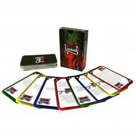 Dragoste Legendara - Joc erotic pentru cupluri si adulti. Set de 60 carti de joc si peste 80 de provocari sexuale unice