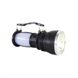 Lanterna & Felinar 2 in 1, incarcare solara/priza, LED, 1W 10000 mAh