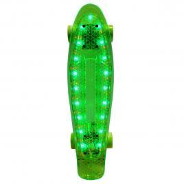 Penny Board Sporter cu LED-b