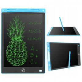 Tableta Grafica pentru Scris si Desenat, STYLUS XL, Display 10 inch, Compacta si Usoara, Nu Oboseste Ochii, Creion Inclus, Albastru