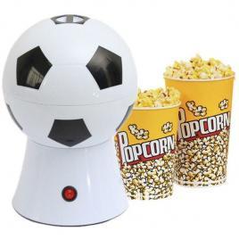 Aparat pentru preparat popcorn in forma de minge de fotbal