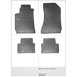 Covoare cauciuc alfa romeo 159 2005-2011 ( 0706, p40 ) maniacars