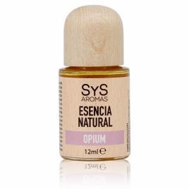 Esenţă naturală (ulei) aromaterapie Opium 12 ml