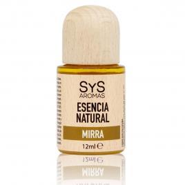 Esenţă naturală (ulei) aromaterapie Smirnă 12 ml