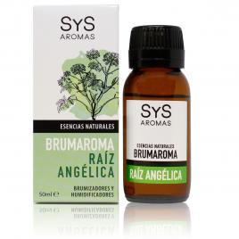 Esenţă naturală Brumaroma difuzor/umidificator - Angelică 50 ml