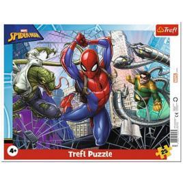 Puzzle Spiderman, 25 de piese, Marvel