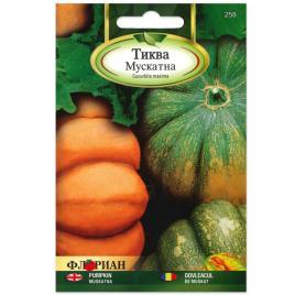 Seminte de dovleac muscat di provence, florian, 100 grame
